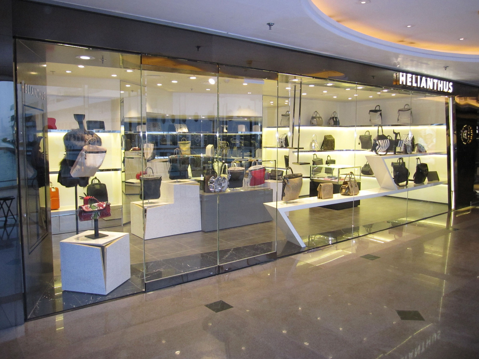 Helianthus Store Harbour City Hong Kong Helianthus